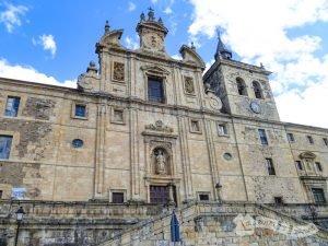 Iglesia de San Nicolás el Real y Convento de los Padres Paúles