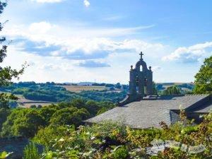 Iglesia de Santalla de Pascais