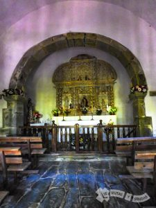 Ermita de San Lázaro de Padraira