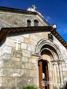 Iglesia de San Tirso (Palas de Rey)
