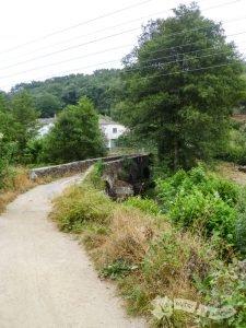 Puente romado da Áspera