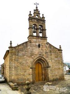 Iglesia de San Salvador (Sarria)