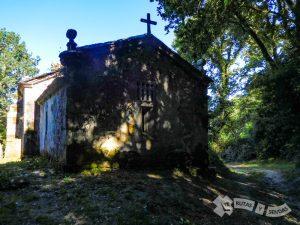 Iglesia de San Salvador de Soutomerille