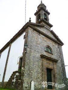 Iglesia de San Pelayo de Sabugueira (Lavacolla)