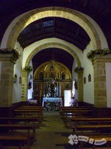 Iglesia de Santiago (Boente)