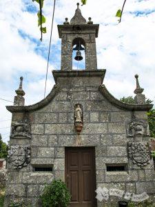 Capilla de la Virgen del Camino (A Pousa)