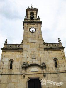 Iglesia de San Pedro de Seixalbo
