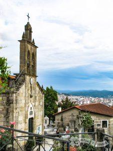Iglesia de San Pedro de Cudeiro