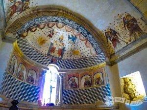 Iglesia de Santa María de Melide