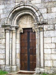 Iglesia de Santiago el Mayor de Taboada