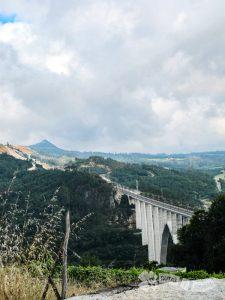Viaducto en Ponte Ulla