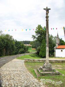 Ermita de Santa Lucía y Crucero