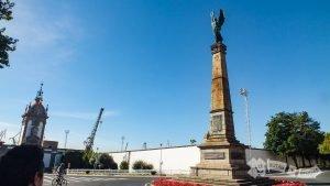 Monumento Conmemorativo a los Ferrolanos fallecidos en las batallas de África