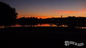 Aterdecer en la Ría de Ferrol