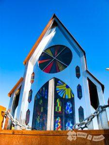 Minuatura de Iglesia en Carbajal de la Legua