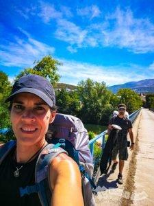 Cruzando de Castilla y León a Galicia