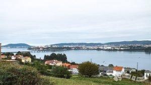 Vistas de la Ría de Ferrol
