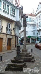 Crucero en la Plaza de la Angustia