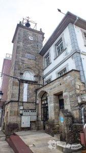 Torre del Reloj y Casa Consistorial