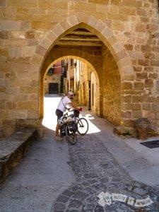 Puerta de Cirauqui (Arco de la Muralla)
