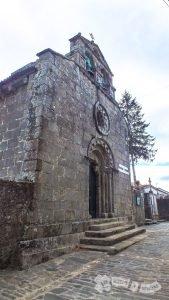 Iglesia de San Pantaleón das Viñas