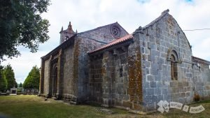 Iglesia San Martiño de Tiobre