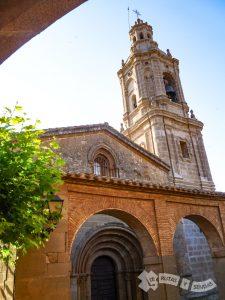 Iglesia de San Andrés (Villamayor de Monjardín)