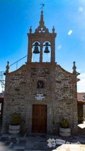 Iglesia de Santa Eulalia (Leiro)