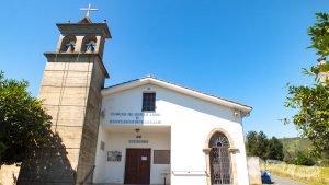 Iglesia de Santo Tomé y Santuario de San Paio