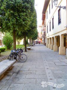 Plaza de la Alameda (Santo Domingo de la Calzada)