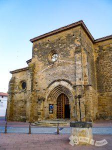 Iglesia de San Juan Bautista (Grañón)