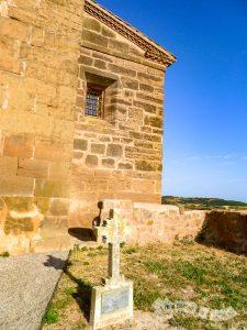 Iglesia de San Saturnino (Ventosa)