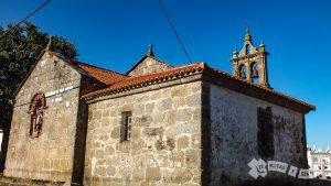 Iglesia de San Pelayo de Buscás
