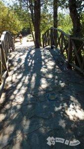 Cruzando el Río Carboeiro