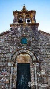 Iglesiade San Pelayo de Buscás