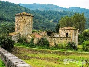 Torre Muñiz en el Palacio Quirós