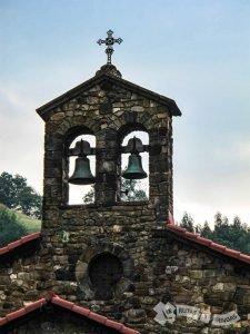 Iglesia de Santa María Magdalena de Rebollada