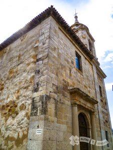 Iglesia de Santiago el Mayor (Villafranca Montes de Oca)
