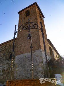 Iglesia de la Virgen de la Calle ((Redecilla del Camino))