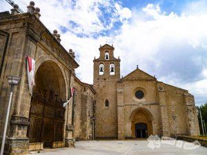 Iglesia - Monasterio de San Juan de Ortega y Capilla de San Nicolás de Bari