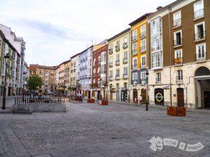 Plaza Huerto del Rey (Burgos)