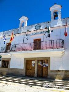 Casa Consistorial (Plaza de España)