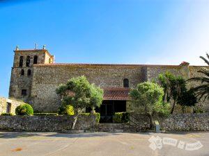 Iglesia de San Pedro de Oreña