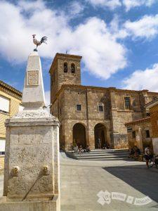Iglesia de San Román (Hornillos del Camino)