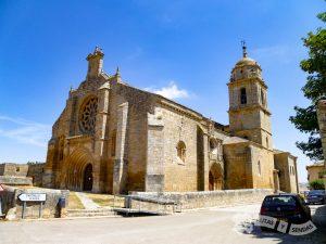 Colegiata de Santa María del Manzano (Castrojeriz)