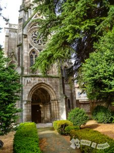 Iglesia de las Salesas