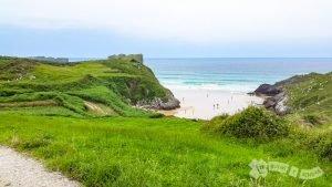 Playa de Portiello