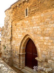Ermita de Nuestra Señora del Socorro (Población de Campos)