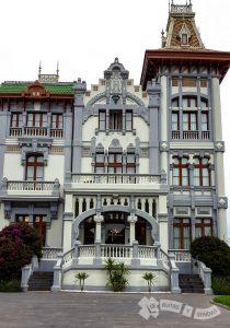 Palacete de Villa Rosario