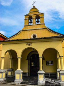 Iglesia de La Teyera